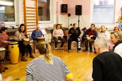 Musik- und Theater-Workshop - Foto Verena Schäffer