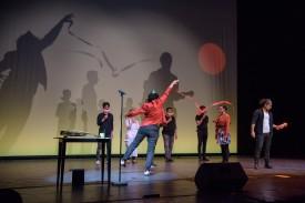 StadtRecherchen Präsentation 2019 - PlayTogetherNow - Foto Georg Soulek