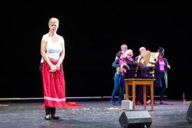 StadtRecherchen Präsentation 17/18 - Theaterverein spielART - Foto Reinhard Werner